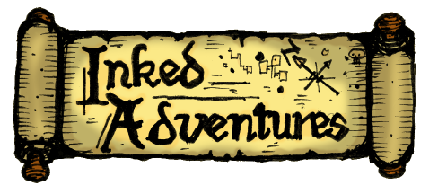 Go to the Inked Adventures Store on DriveThruRPG