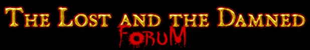 Lost and the Damned Forum graphic