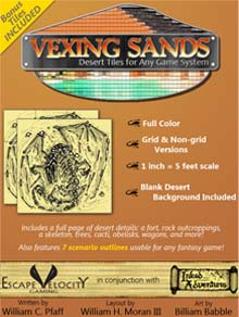 Take me to Vexing Sands on RPG Now!