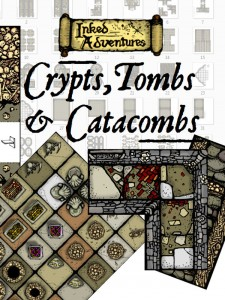 Inked Adventures Crypts Tombs and Catacombs