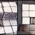 Steps Second Level - Inked Adventures Blocks