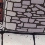 Wall and door detail - Inked Adventures Blocks