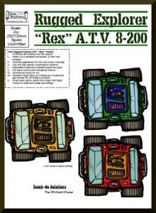 Rugged Explorer ATV on DTRPG
