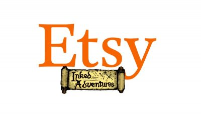 Inked Adventures on Etsy